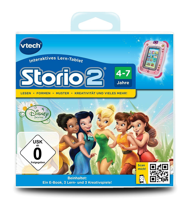 VTech 80-230304 – Lernspiel Tinkerbell (Storio 2, Storio 3S) günstig online kaufen