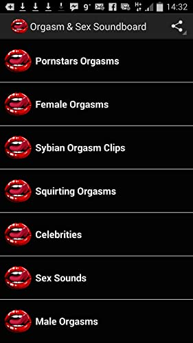 Orgasm and Sex Sounds & Ringtones - Amazon Mobile Analytics and App Store Data