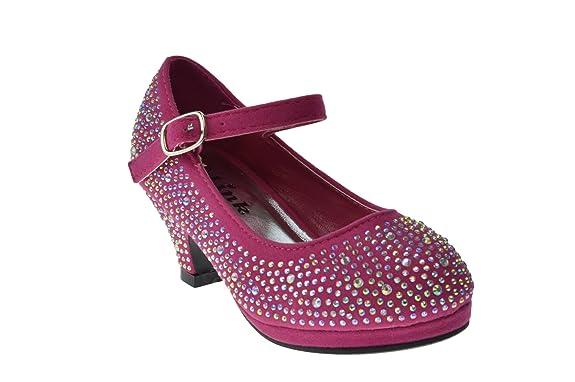 Link-Girls-Kids-Dana-53K-Rhinestone-Heel-Platform-Dress-Pumps