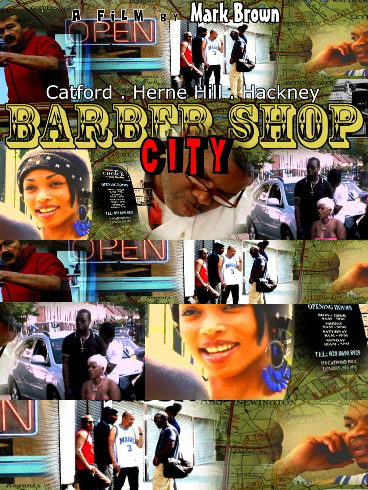 Barber Shop City