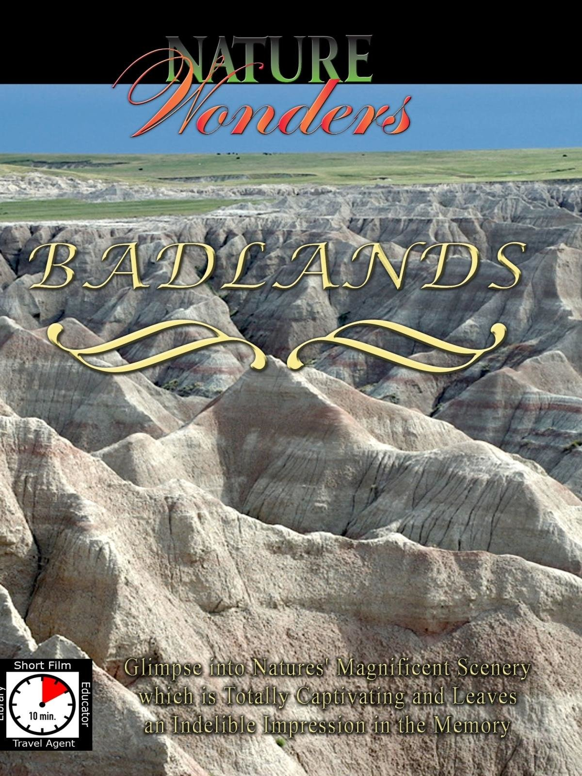 Nature Wonders - Badlands - South Dakota - U.S.A. on Amazon Prime Instant Video UK