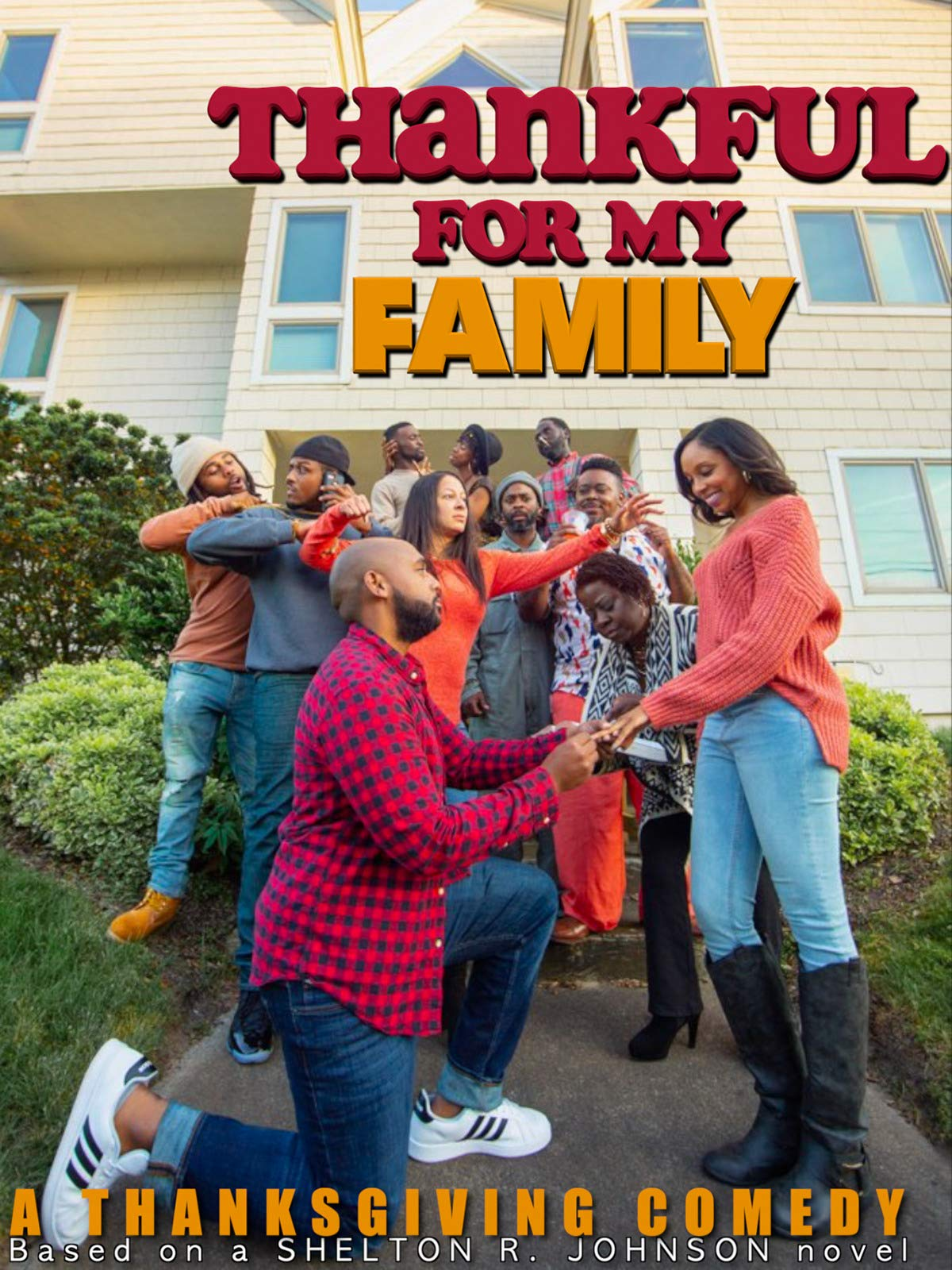 Thankful for My Family: A Thanksgiving Comedy on Amazon Prime Instant Video UK