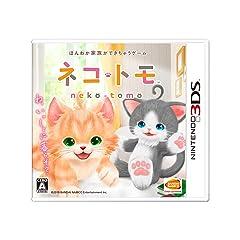 ネコ・トモ - 3DS (【早期購入特典】ゲーム内で「クマ・トモの服」が手に入るあいことば 同梱) 【Amazon.co.jp限定】ゲーム内で「カラフルドットワンピース」が手に入るあいことば 配信