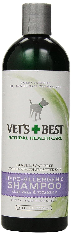 hypoallergenic dog shampoo