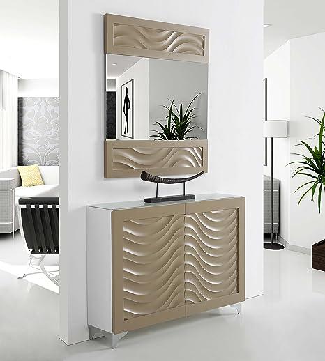 Taquillones de Diseño Moderno : Modelo MEDITERRANEO 115x86x37