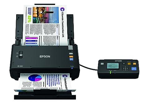 Epson Workforce DS-520N Scanner avec chargeur de document