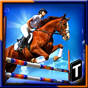 Horse Show Jump Simulator 3D from Tapinator