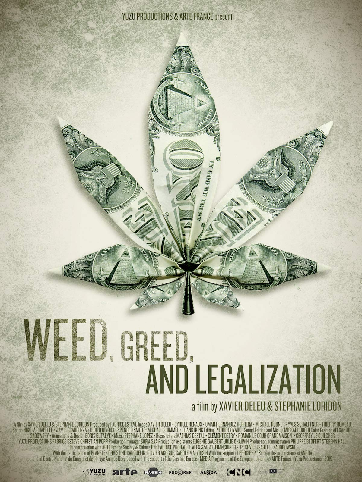 Weed, Greed and Legalization on Amazon Prime Instant Video UK