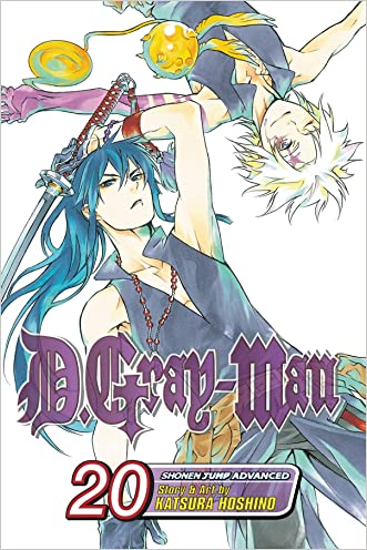D. Gray-Man, Vol. 20
