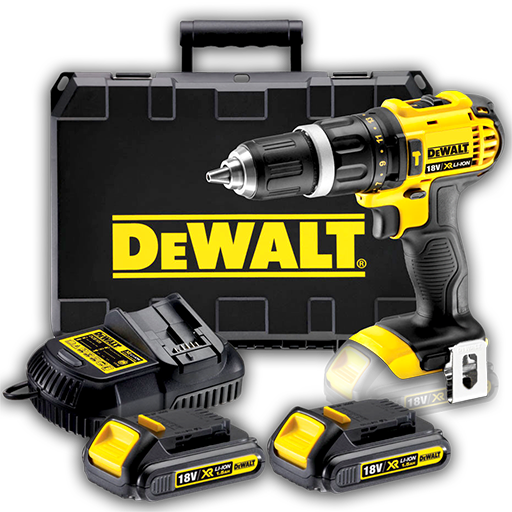 Detailed Reviews Of DeWalt's Industry Leading Best Selling Power Hand Tools (Dewalt 18v Drill Driver compare prices)