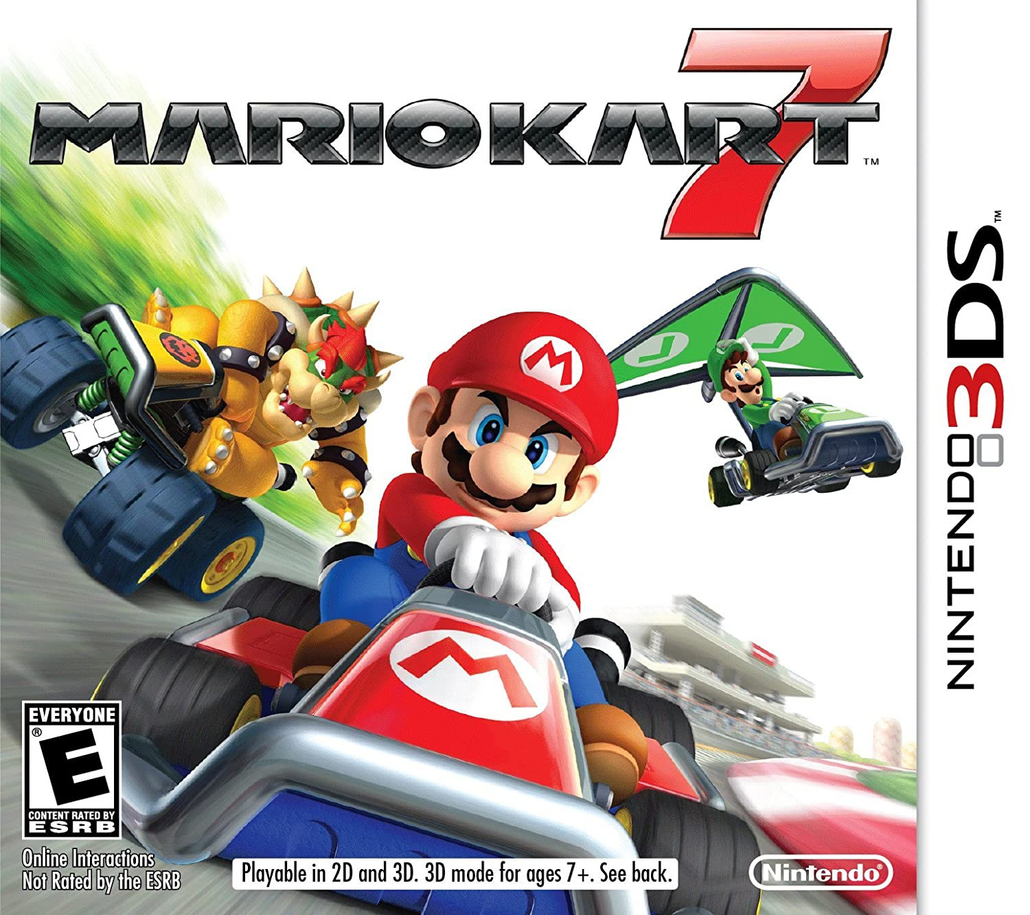 Nintendo 3ds Mario Games : Dad of divas reviews game review mario kart