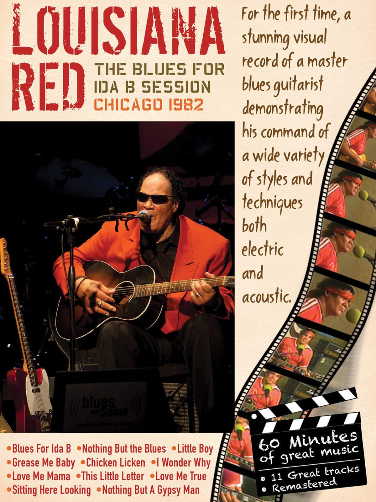 Louisiana Red - Blues For Ida B on Amazon Prime Instant Video UK