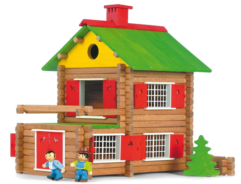 Jeujura - Jeu de maison a construire ...