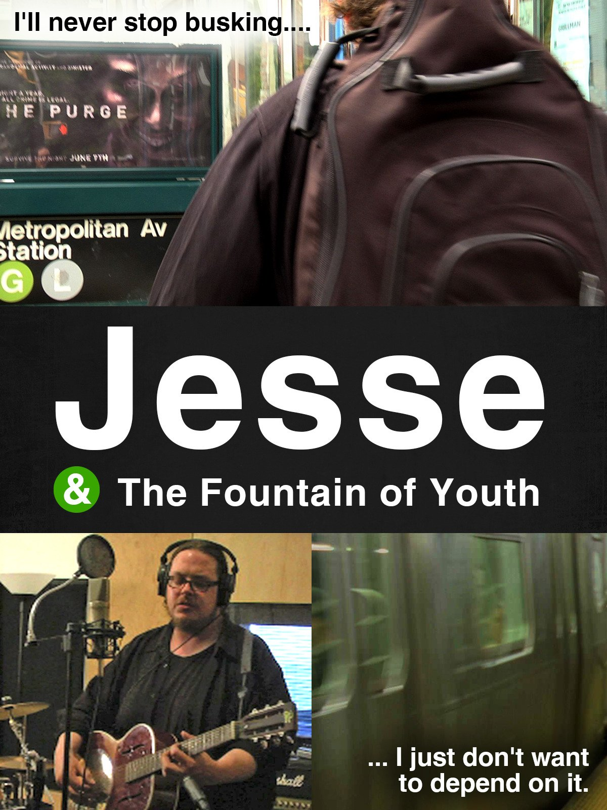 Jesse and the Fountain of Youth on Amazon Prime Instant Video UK