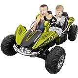 Power Wheels Dune Racer, Green