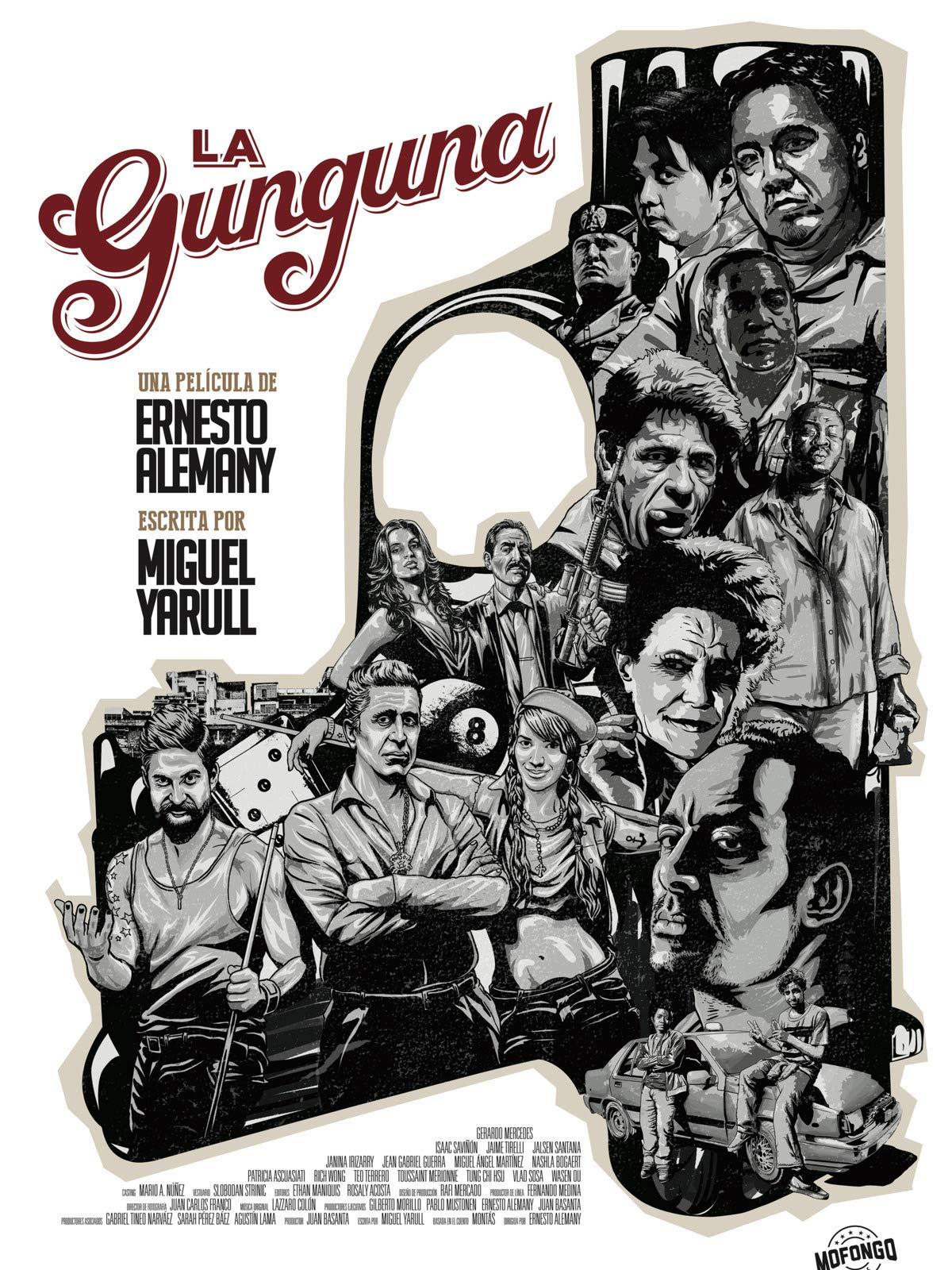 La Gunguna on Amazon Prime Video UK