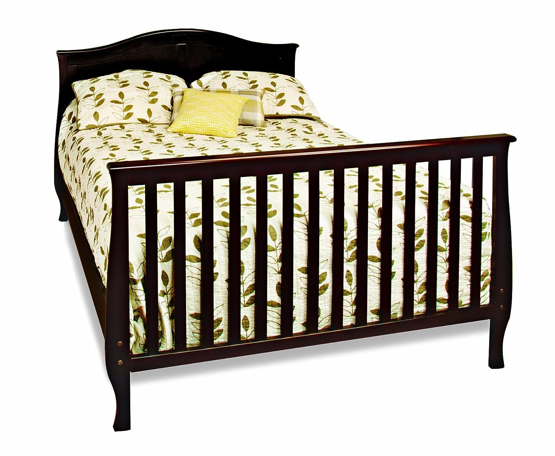 Baby Crib Bed Child Craft Camden 4 In 1 Convertible Cribs Jamocha Brand New