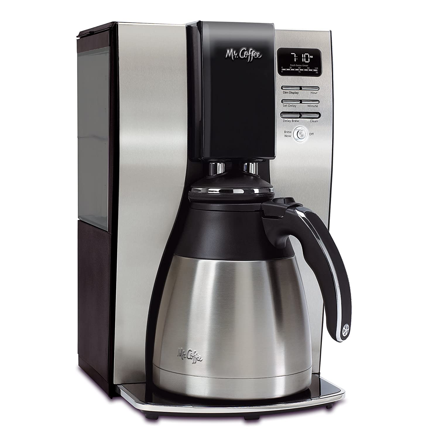 Mr Coffee Maker BVMC-PSTX91: The 10 Cup Model for a Fresh Concoction