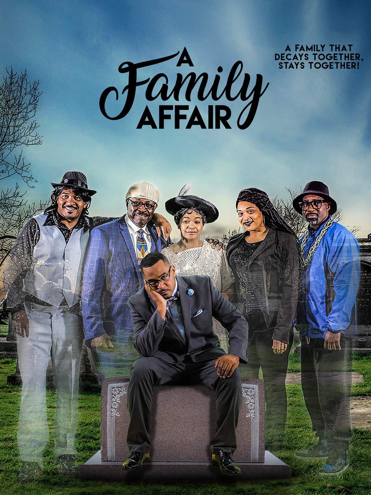 A Family Affair on Amazon Prime Video UK