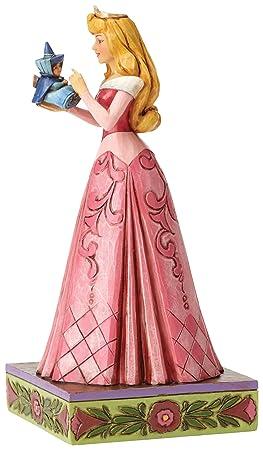 Disney Tradition Figurine Aurora avec sa fée 4054275
