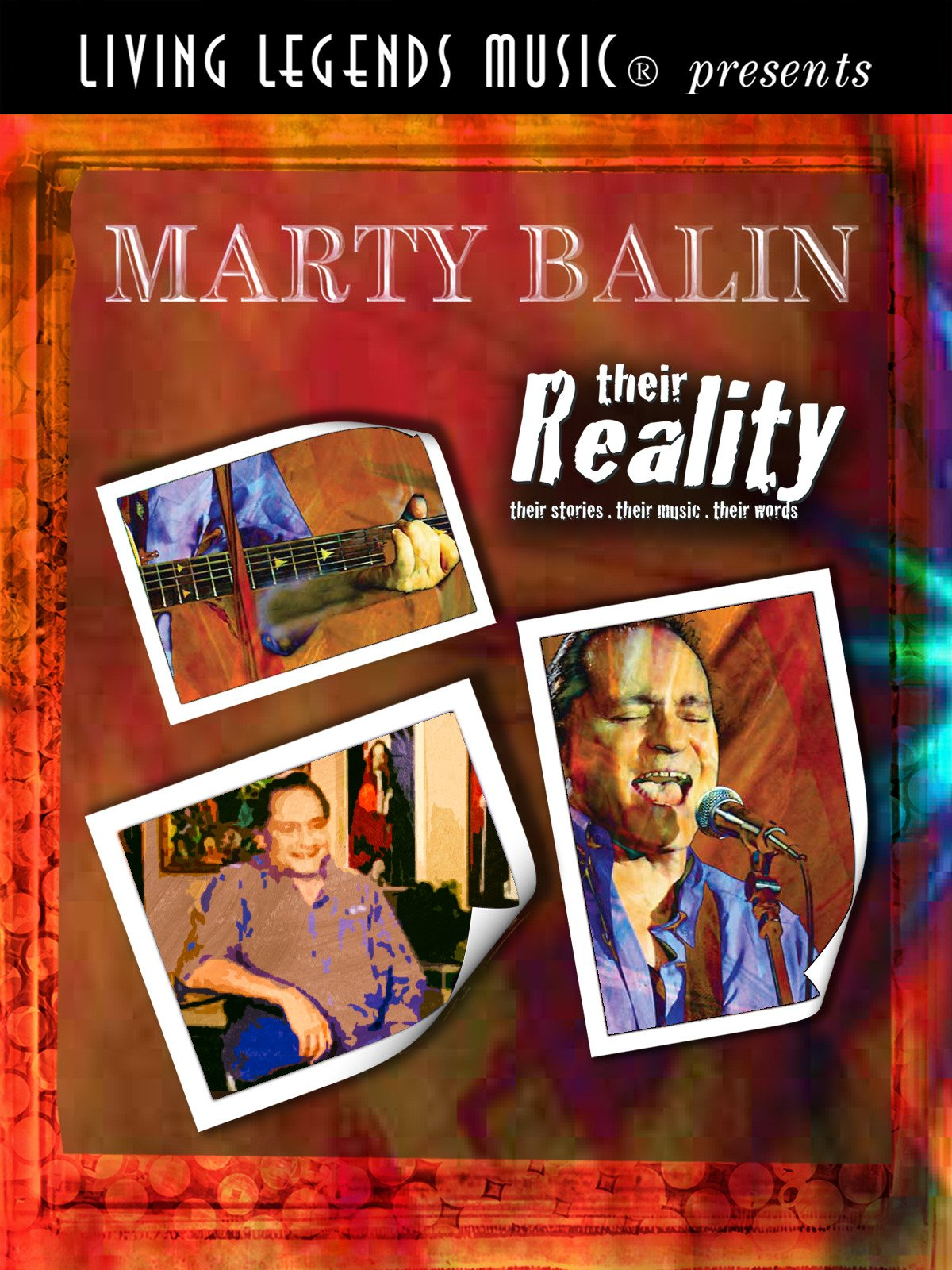 Living Legends Music® presents Marty Balin