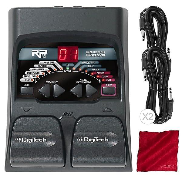 DigiTech RP55 Guitar Muilt-Effects FX Processor Pedal