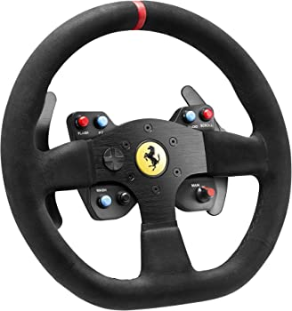 Thrustmaster Ferrari 599XX EVO 30 Wheel Add-On Alcantara Edition