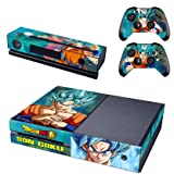 Vanknight Vinyl Decal Skin Stickers Cover for Xbox One Console Kinect 2 Controllers by Vanknight
