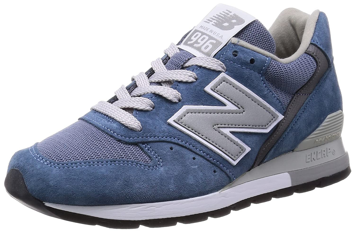 "Amazon.co.jp: [ビームスボーイ] BEAMS BOY NEW BALANCE / ""M996"" 15SS 13310246228 75 (BLUE/24): シューズ&バッグ:通販"