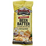 Louisiana Seasoned Beer Batter Mix 8.5 oz - 2 Pack