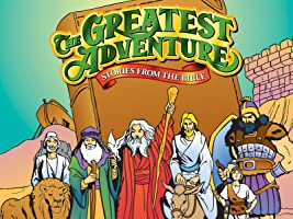 The Greatest Adventure Stories From the Bible: The Complete Collection