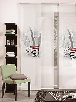 Wohnideenshop paneles japoneses 60 x 245 cm impresi n - Paneles japoneses amazon ...