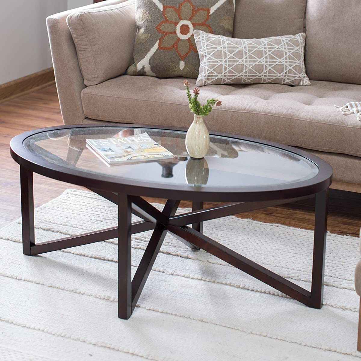 Webster Oval Coffee Table