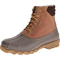 Sperry Top-Sider Avenue Duck Mens Boot (Tan/Brown or Black/Amaretto Leather)
