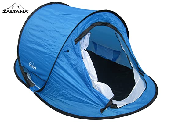 Zaltana Pop Up Tent with inner tent
