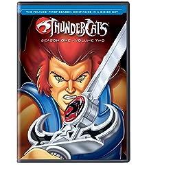 Thundercats: S1 V2 (RPKG/DVD)
