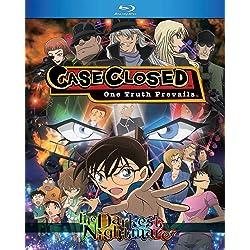 Case Closed the Darkest Nightmare [Blu-ray]