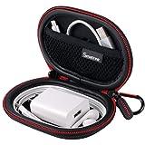 Smatree Multifunctional Storage Case for BeatsX, Powerbeats2, Powerbeats3 Earphones (Color: Black)