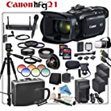 Canon VIXIA HF G21 Camcorder with Documentary Bundle (Tamaño: Documentary Bundle)