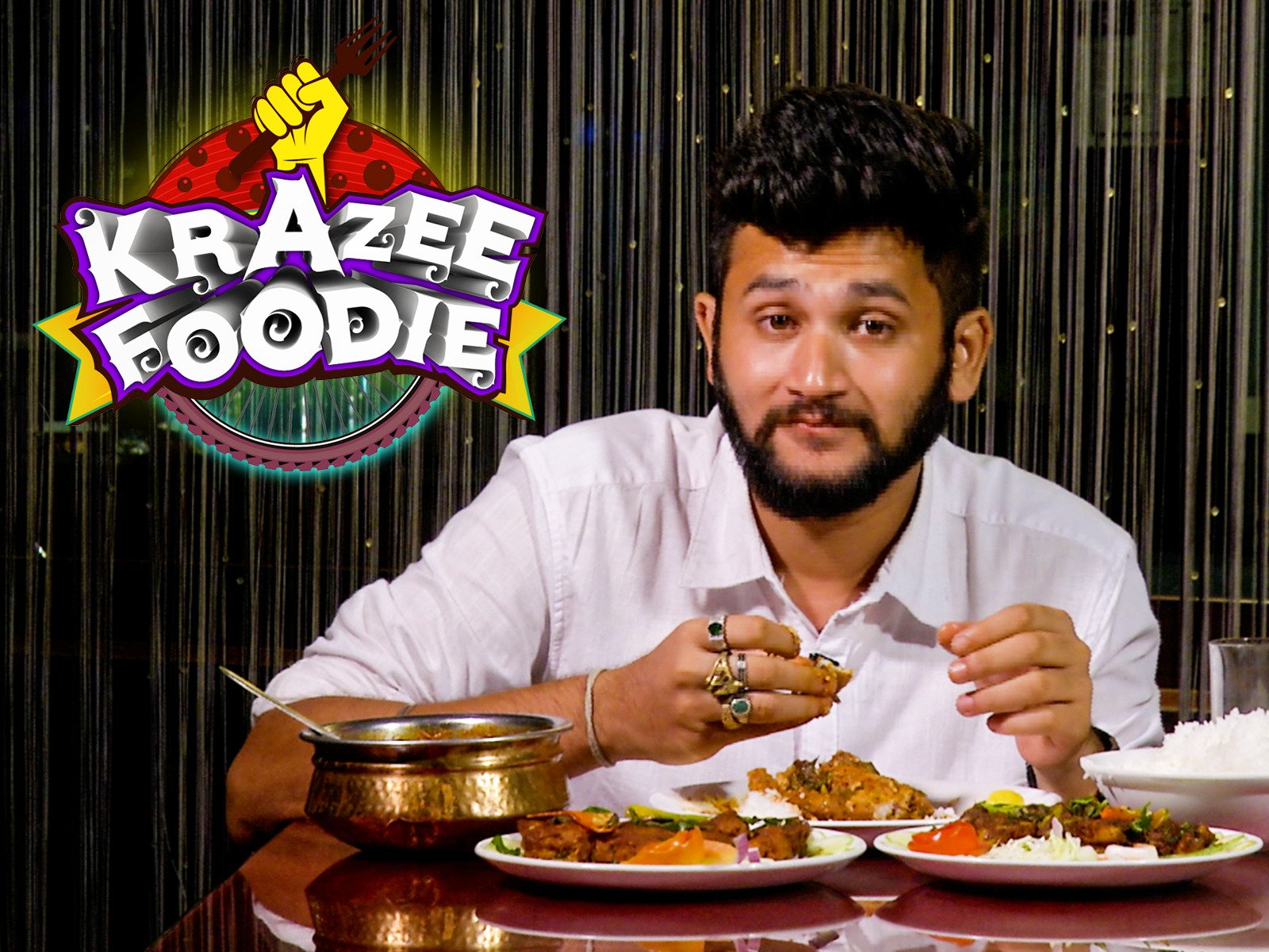 Krazee Foodie on Amazon Prime Instant Video UK