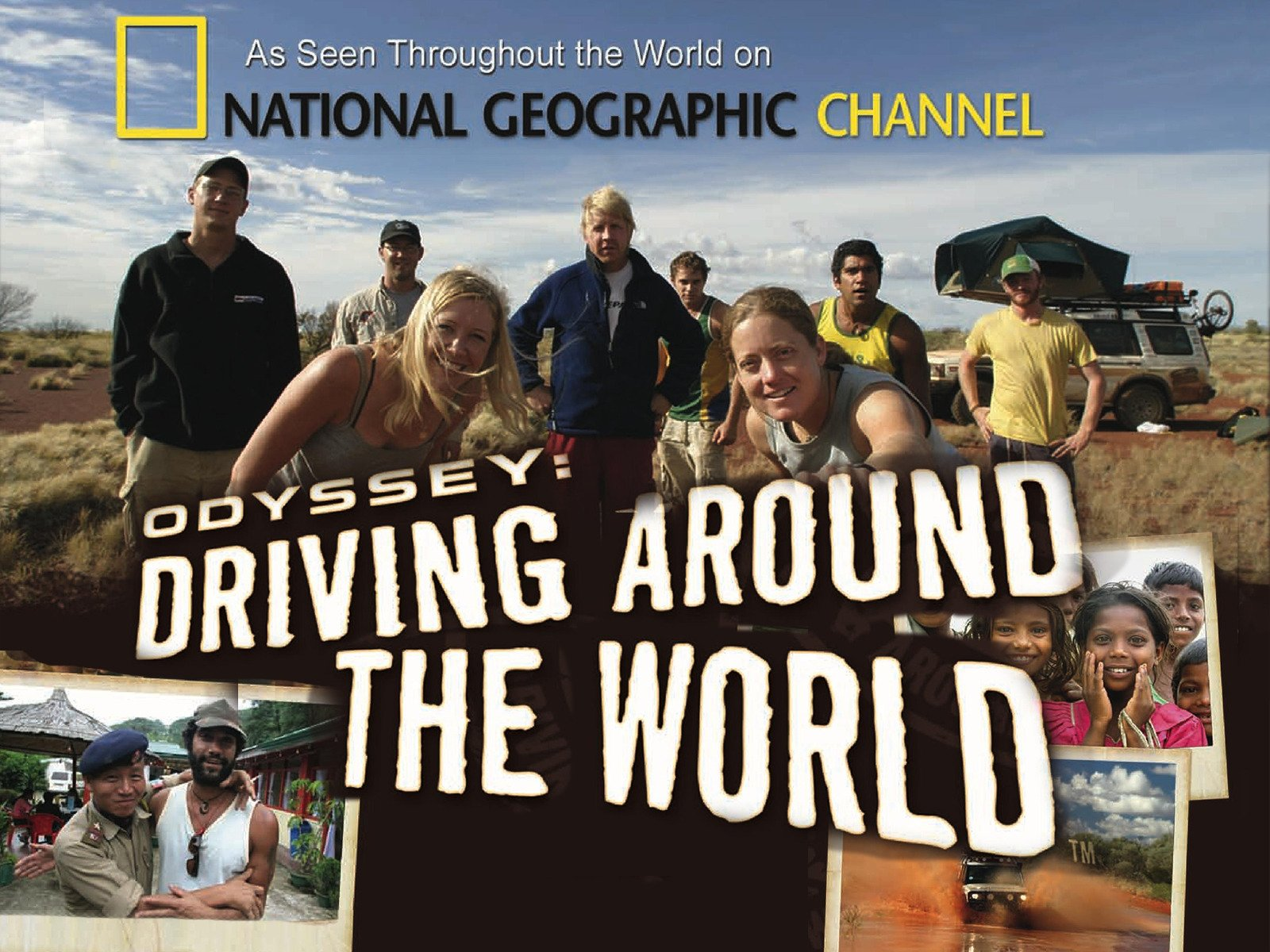 Odyssey Driving Around the World - Season 1