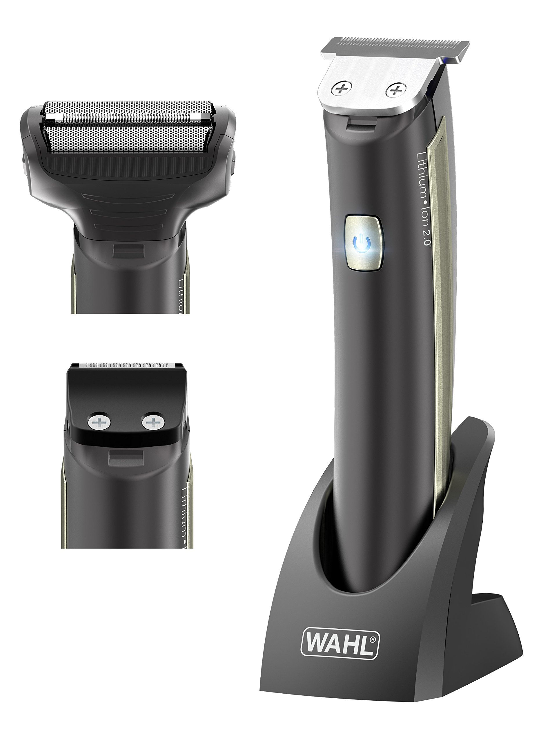 wahl lithium blitz beard trimmer ebay. Black Bedroom Furniture Sets. Home Design Ideas