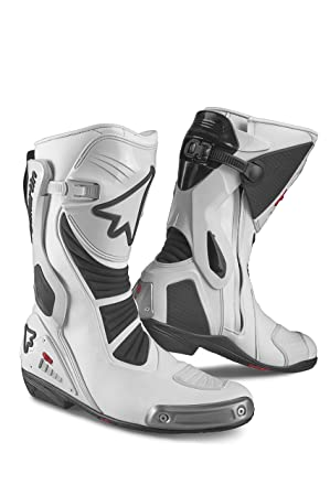 Stylmartin moto racing moto stealth bottes weiss- grande 45