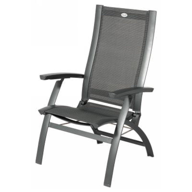 Hartman Primo Recliner Sessel mit verstellbarer Rückenlehne Aluminium xerix jetzt kaufen