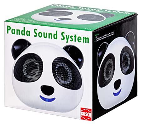 Busch 2755–Panda Système de son, plusieurs Jouets