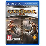 God of War Collection Sony Playstation PS Vita Game UK