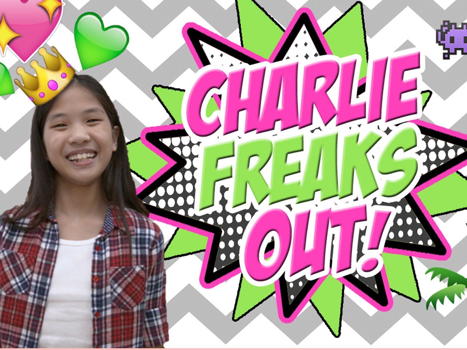 Charlie Freaks Out - Season 1
