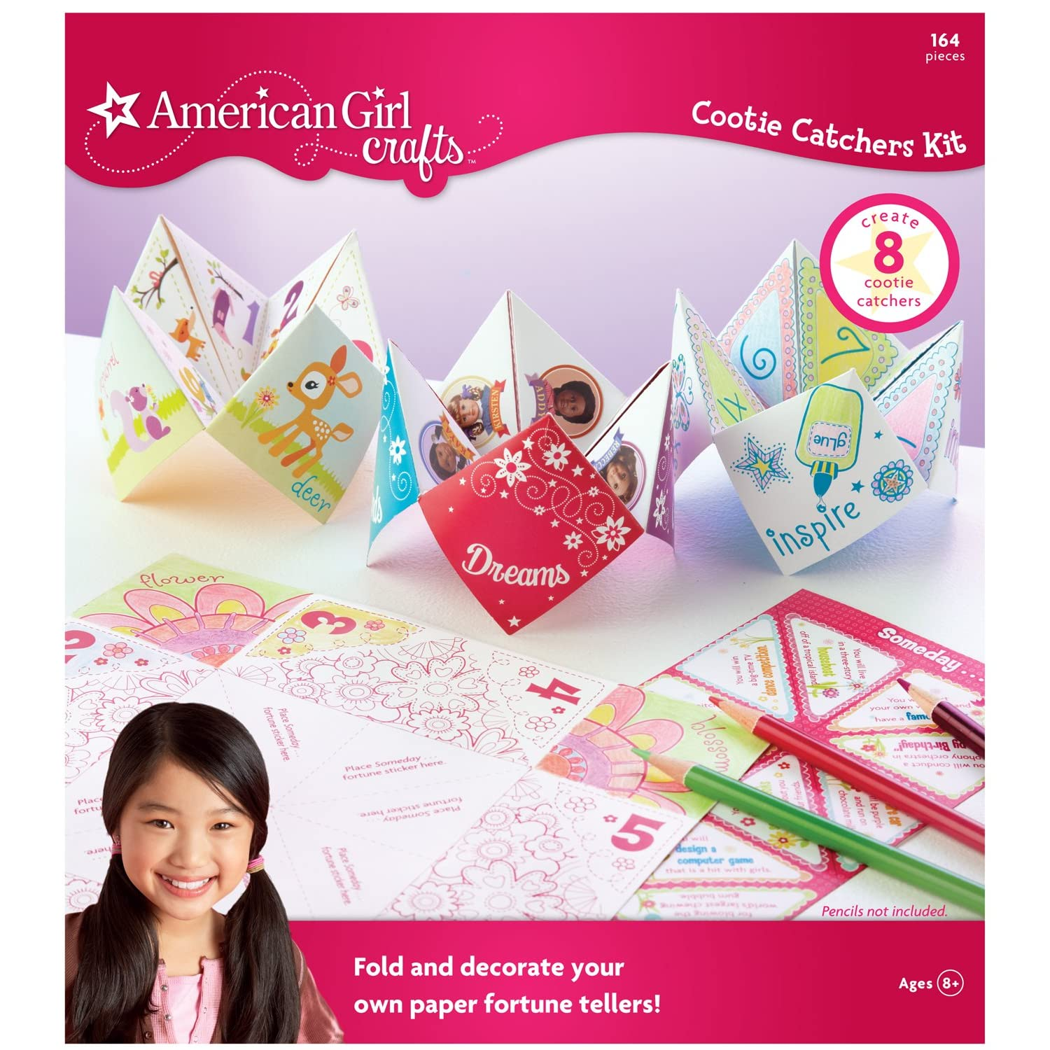 american girl doll play american girl craft kits