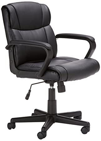 AmazonBasics Mid-Back Office Chair Review