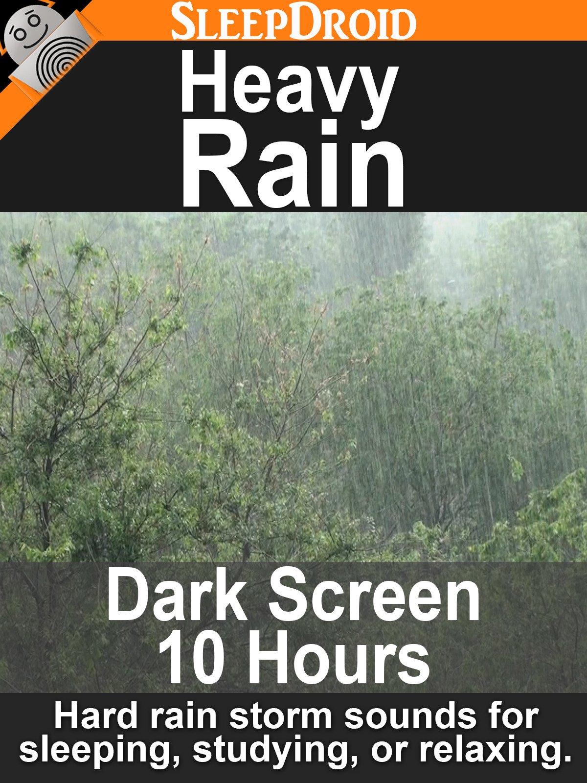 Heavy Rain: Dark Screen